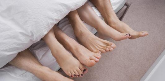 come fare sesso a tre, posizioni